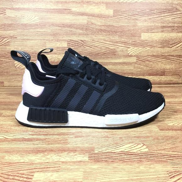 aaff0520054be adidas Shoes - Adidas NMD R1 Women s 11 Black Pink B37649
